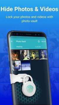 MAX AppLock - App Locker, Security Center screenshot 1