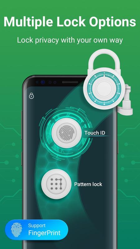 Max Applock Kunci Aplikasi Kunci Sidik Jari For Android Apk