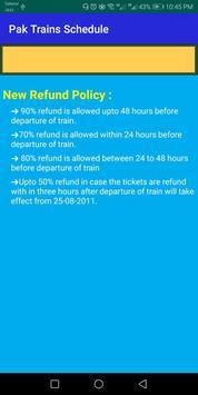 Pak Trains book ticket Pak Railway Nearby stations screenshot 6