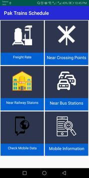 Pak Trains book ticket Pak Railway Nearby stations screenshot 7