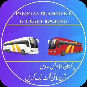 Pak Bus Service Seats Booking  2019 screenshot 1