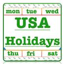 US Holiday Calendar 2020 APK Android
