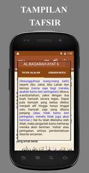 Al Quran Tajwid, Tafsir, Audio Screenshot 5