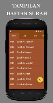 Al Quran Tajwid, Tafsir, Audio Plakat