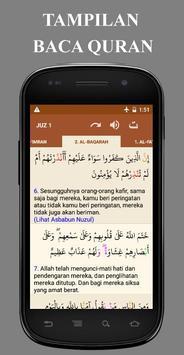 Al Quran Tajwid, Tafsir, Audio Screenshot 1