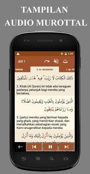 Al Quran Tajwid, Tafsir, Audio Screenshot 2