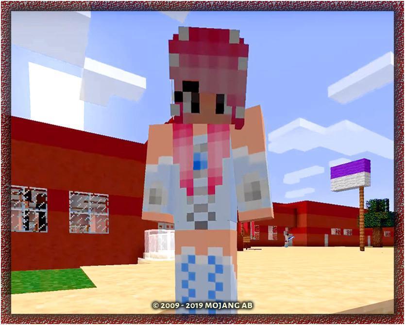 моды для майнкрафт для девочек #1