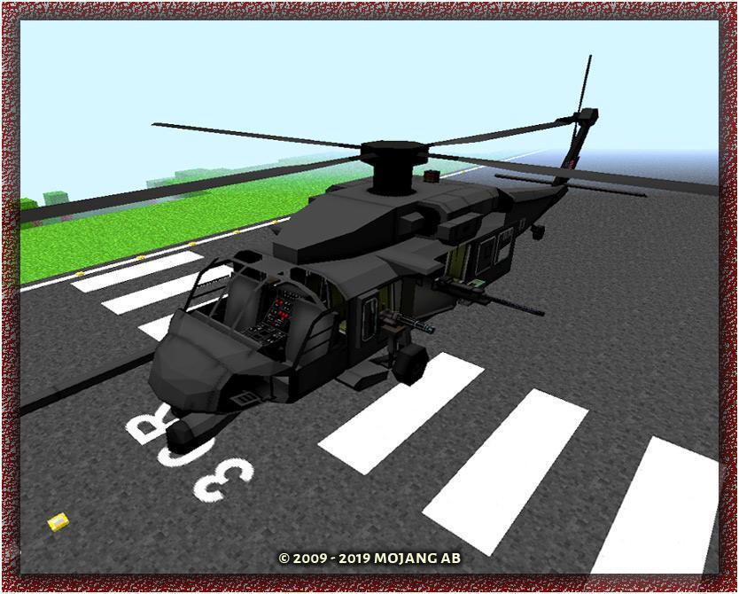 википедия мода майнкрафт helicopter mod #2