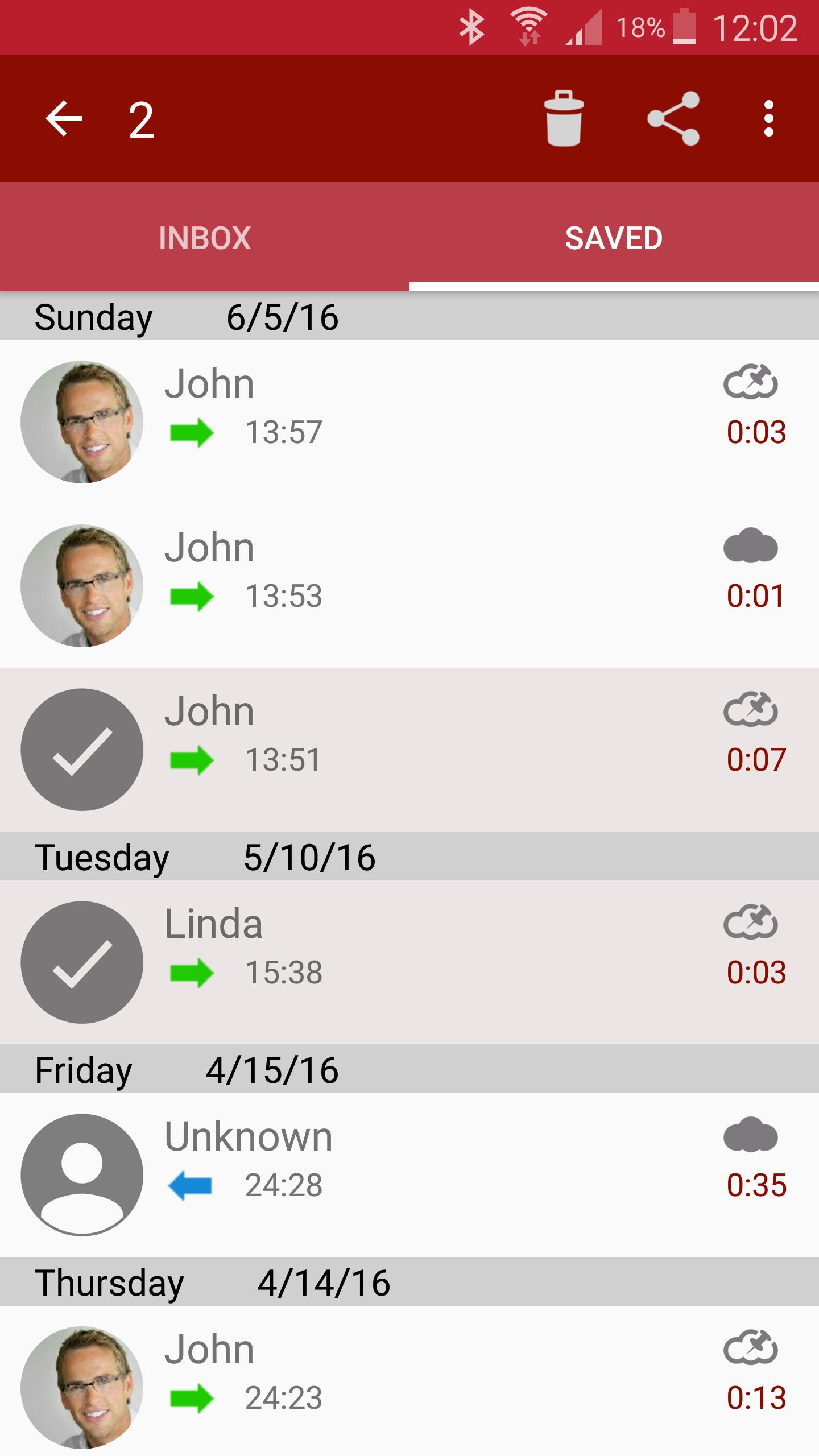 Automatic Call Recorder for Android - APK Download