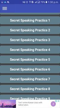 speaking english or learn english মাত্র ৩০দিনে screenshot 1