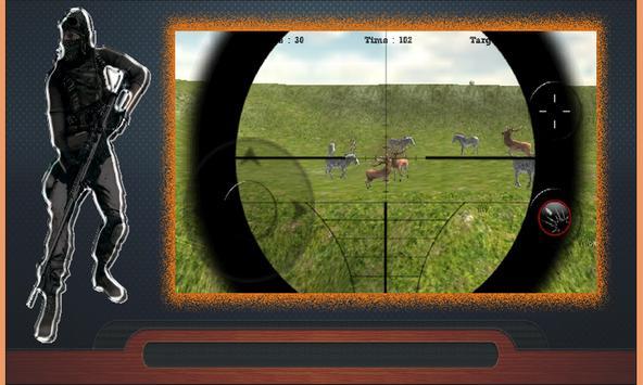 Wild Safari Hunting Game 2019 screenshot 5