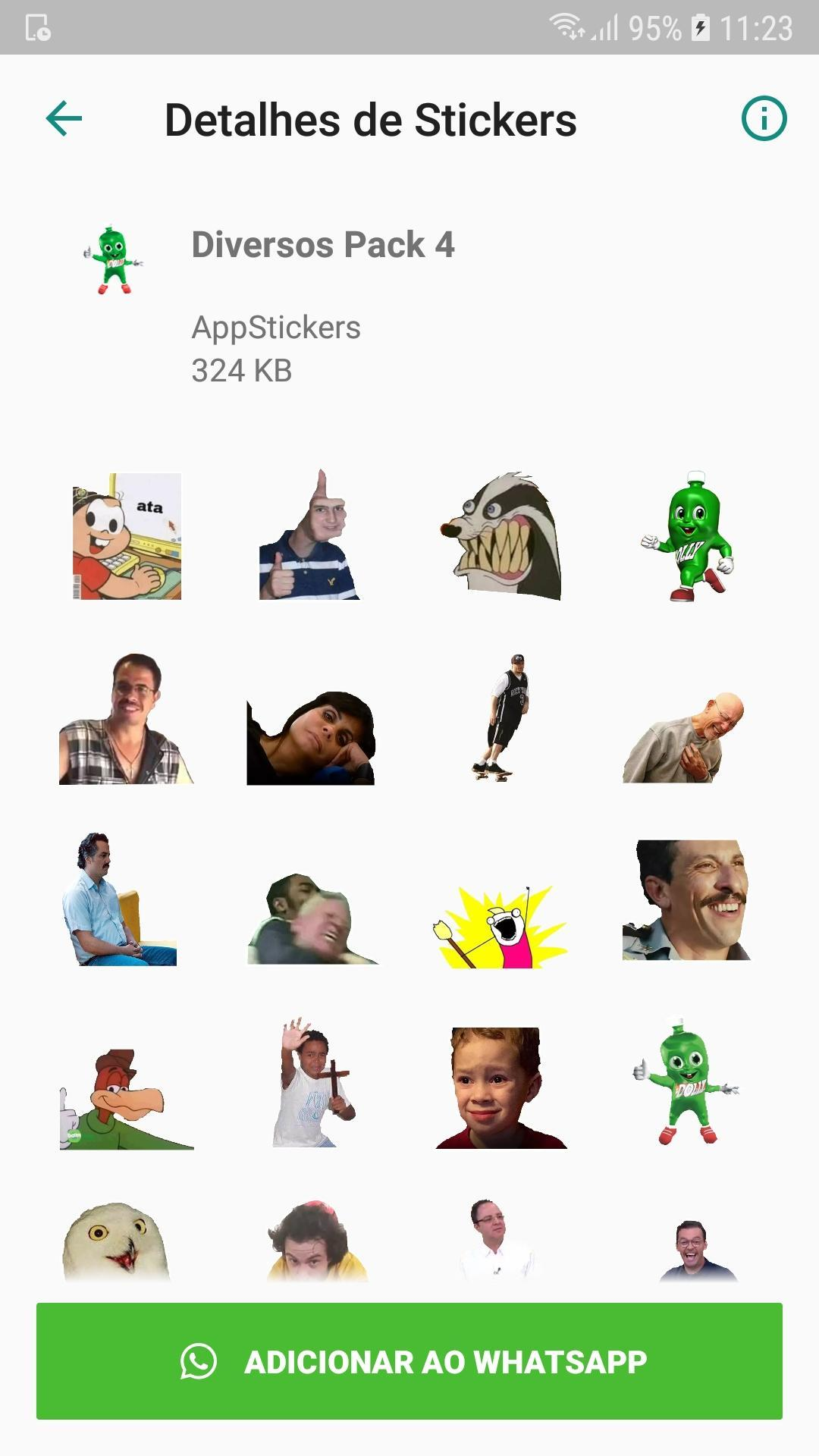 Figurinhas Memes Engracados Wastickerapps For Android Apk Download