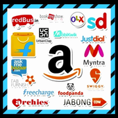 All  Shopping App - Favorite Shopping icon