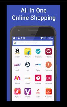 All  Shopping App - Favorite Shopping screenshot 3