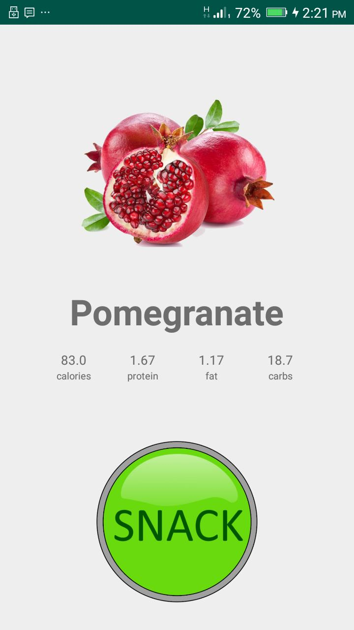 Snack Button - Random Snack Generator for Android - APK Download