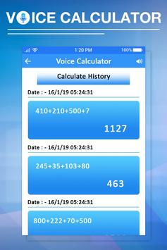 Voice Calculator screenshot 2