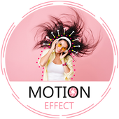 Motion on Photo Effect – Live Photo Maker icon