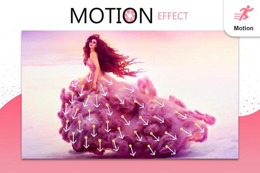 Motion on Photo Effect – Live Photo Maker poster