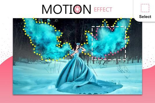 Motion on Photo Effect – Live Photo Maker screenshot 3