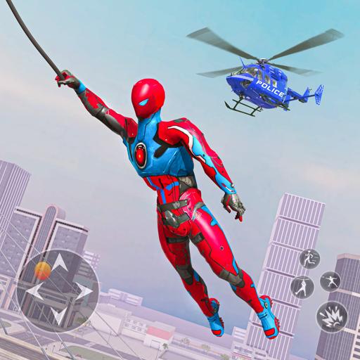 Download Spider Rope Hero Robot – Vegas Crime City Gangster                                     Open world crime story of spider robot rope superhero in real gangster games                                     Brave Jackals                                                                              9.1                                         1K+ Reviews                                                                                                                                           10 For Android 2021