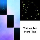 Piano Tap - Yuri on Ice icon