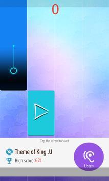 Piano Tap - Yuri on Ice screenshot 2