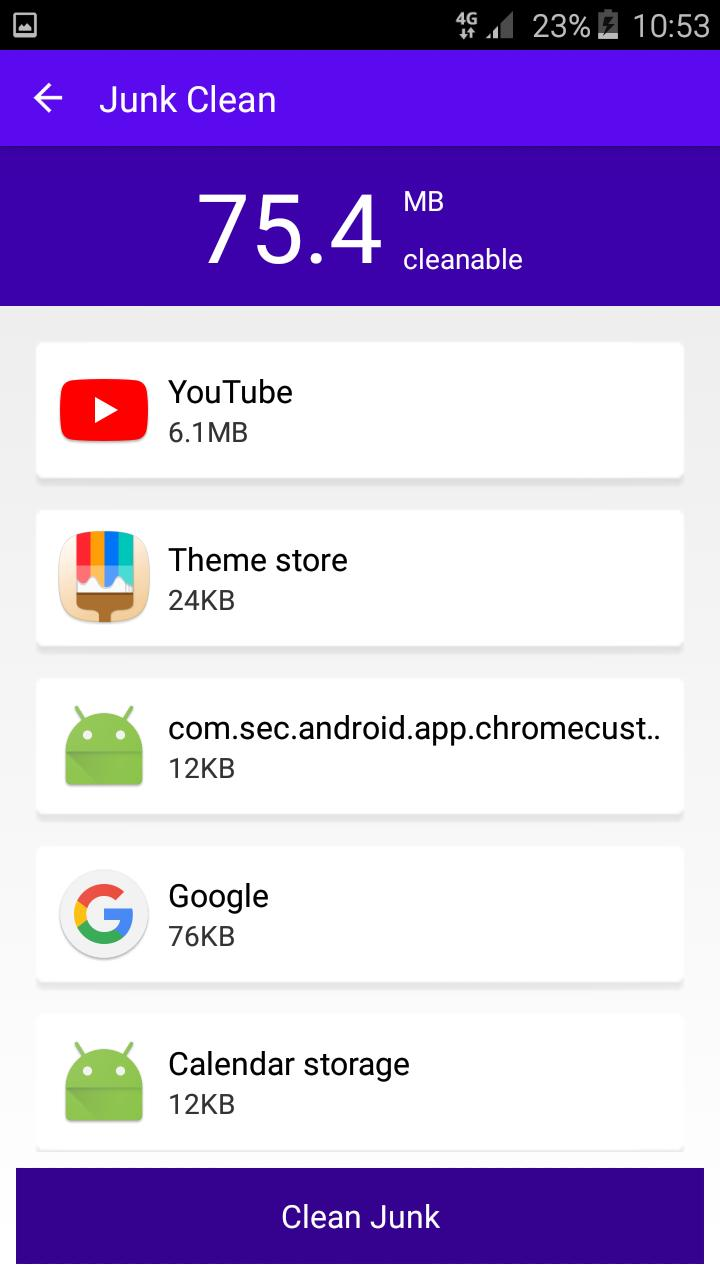 Best Android Cleaner 2020.Speed Booster Junk Cleaner 2020 For Android Apk Download