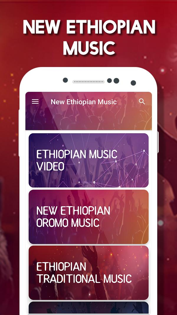 Amharic Music Video : New Ethiopian Music for Android - APK