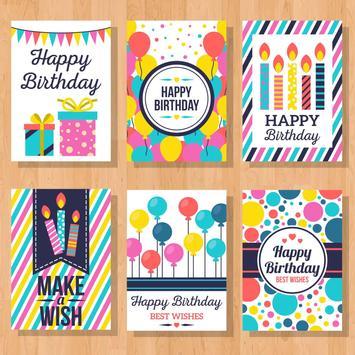 happy birthday cards free Screenshot 1