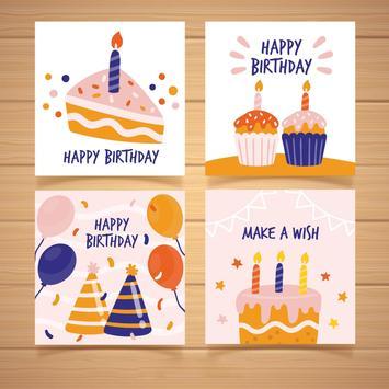 happy birthday cards free Screenshot 3