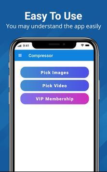 Video & Image compressor - reduce size & compress screenshot 5