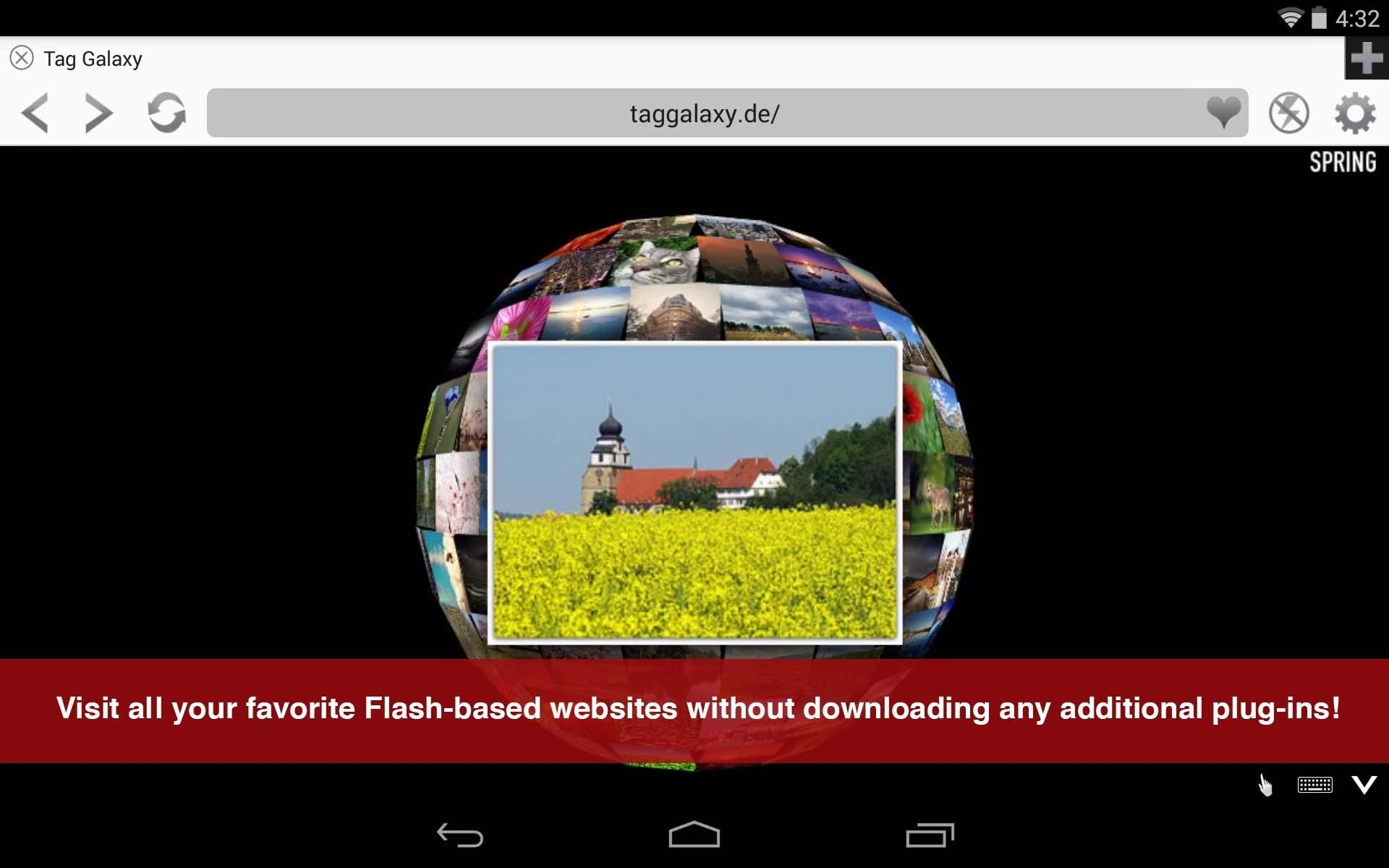 Flash Player Browser Android