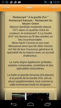 A la goutte d'or screenshot 3