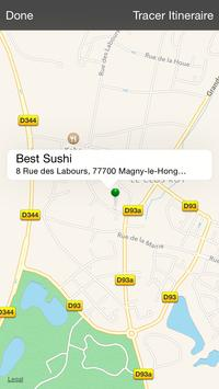 Best Sushi screenshot 4