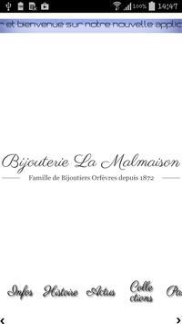Bijouterie La Malmaison poster