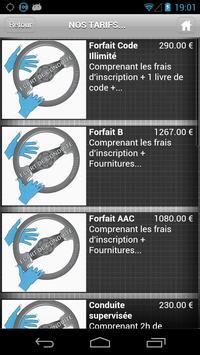 Ecart de Conduite screenshot 11