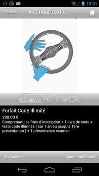 Ecart de Conduite screenshot 2