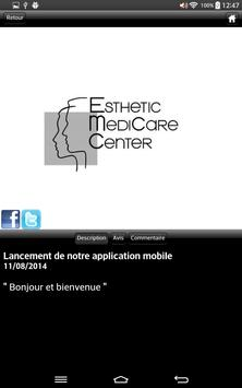 Esthetic Medicare Center screenshot 1