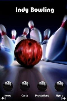 Indy Bowling poster