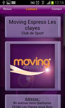 Moving Express Les clayes screenshot 2