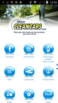 Mister Cleancars poster