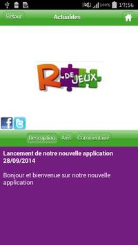 R De Jeux screenshot 5