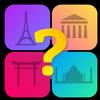 Wereld Hoofdsteden Quiz Spel-icoon