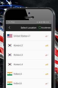 BOSTON VPN - Free Proxy Servers 🔑 screenshot 3