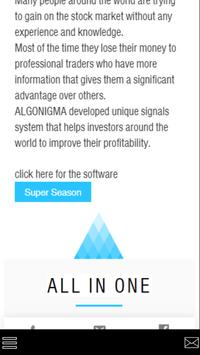 ALGONIGMA screenshot 1