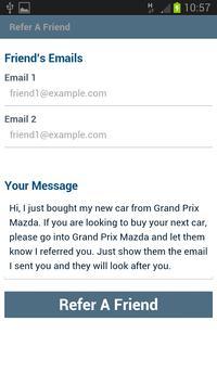 Grand Prix Mazda screenshot 2