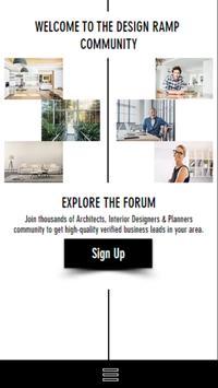 Design Ramp poster