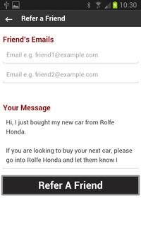 Rolfe Honda screenshot 3