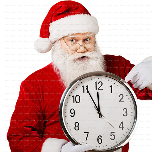 how many days til christmas