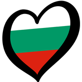 i love bulgaria icon